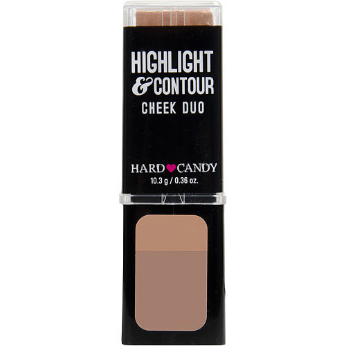 Hard Candy Highlight and Contour Cheek Duo