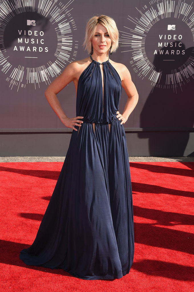 Julianne Hough at the 2014 MTV VMAs