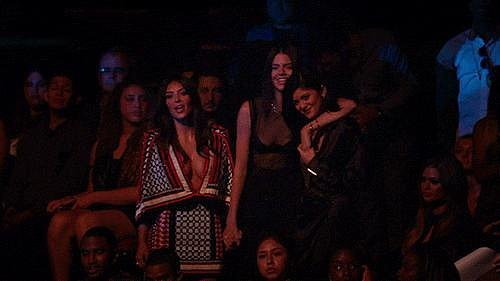 Kim Kardashian Was Really Excited About Sam Smith