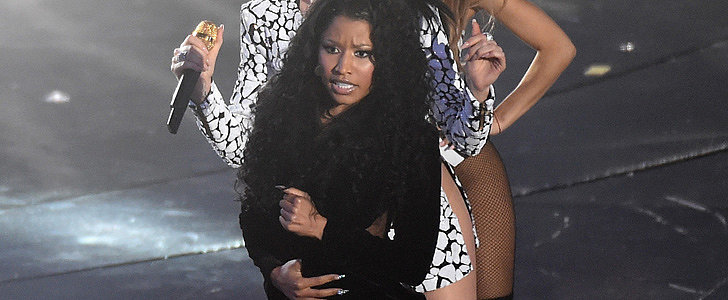 Did Nicki Minaj's Wardrobe Malfunction Get the VMAs Off to a Bang (Bang)?