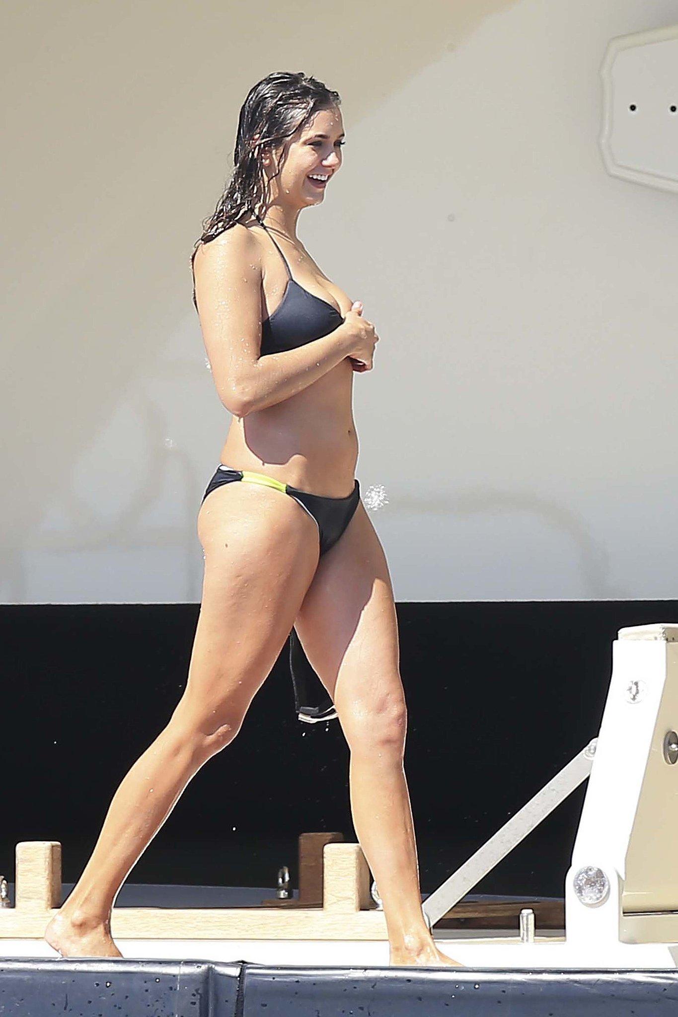 Nina Dobrev Bikini Bodies Pic 34 of 35