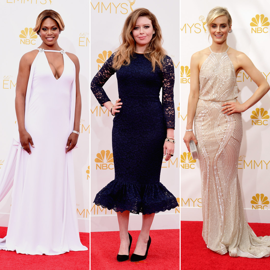 Which OITNB Castmate Is the New Red Carpet Star?