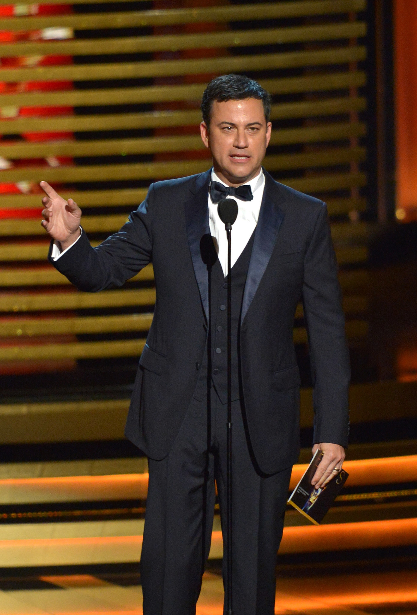 """""""You got so fat since the Oscars, I almost didn't recognize you."""" — Jimmy Kimmel, ripping into Matthew McConaughey"""