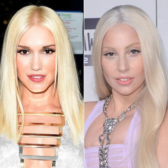 Gwen Stefani Emmys Lady Gaga Donatella Versace