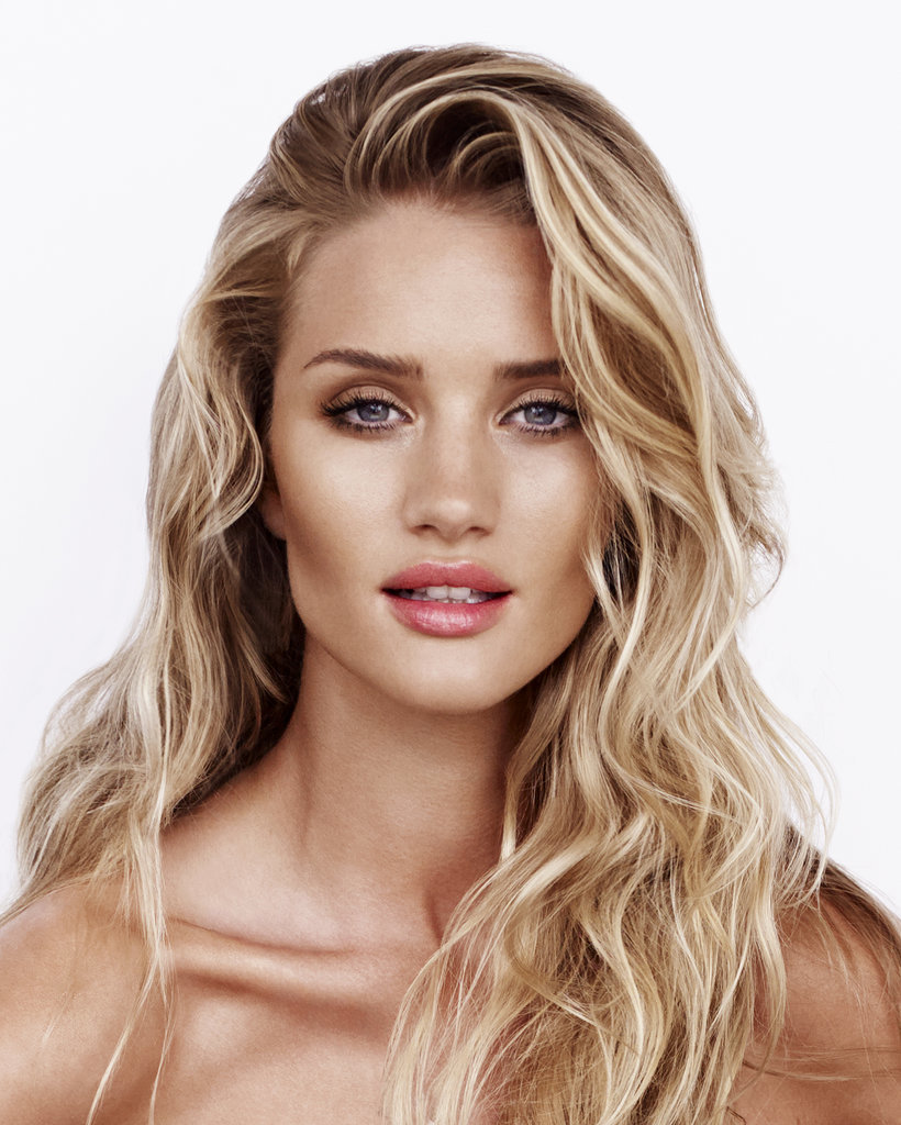 Rosie huntington whiteley new modelco natural skincare for The huntington