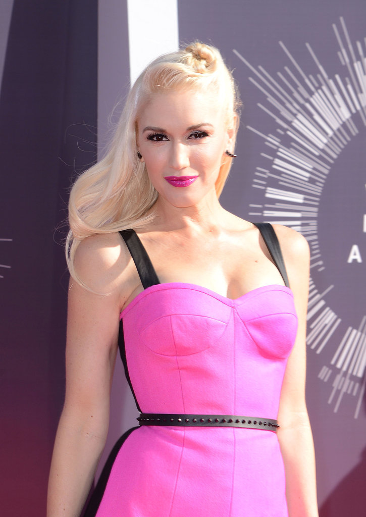 Gwen Stefani Looked Like This
