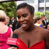 OITNB's Uzo Aduba Interview at the 2014 Emmy Awards (Video)