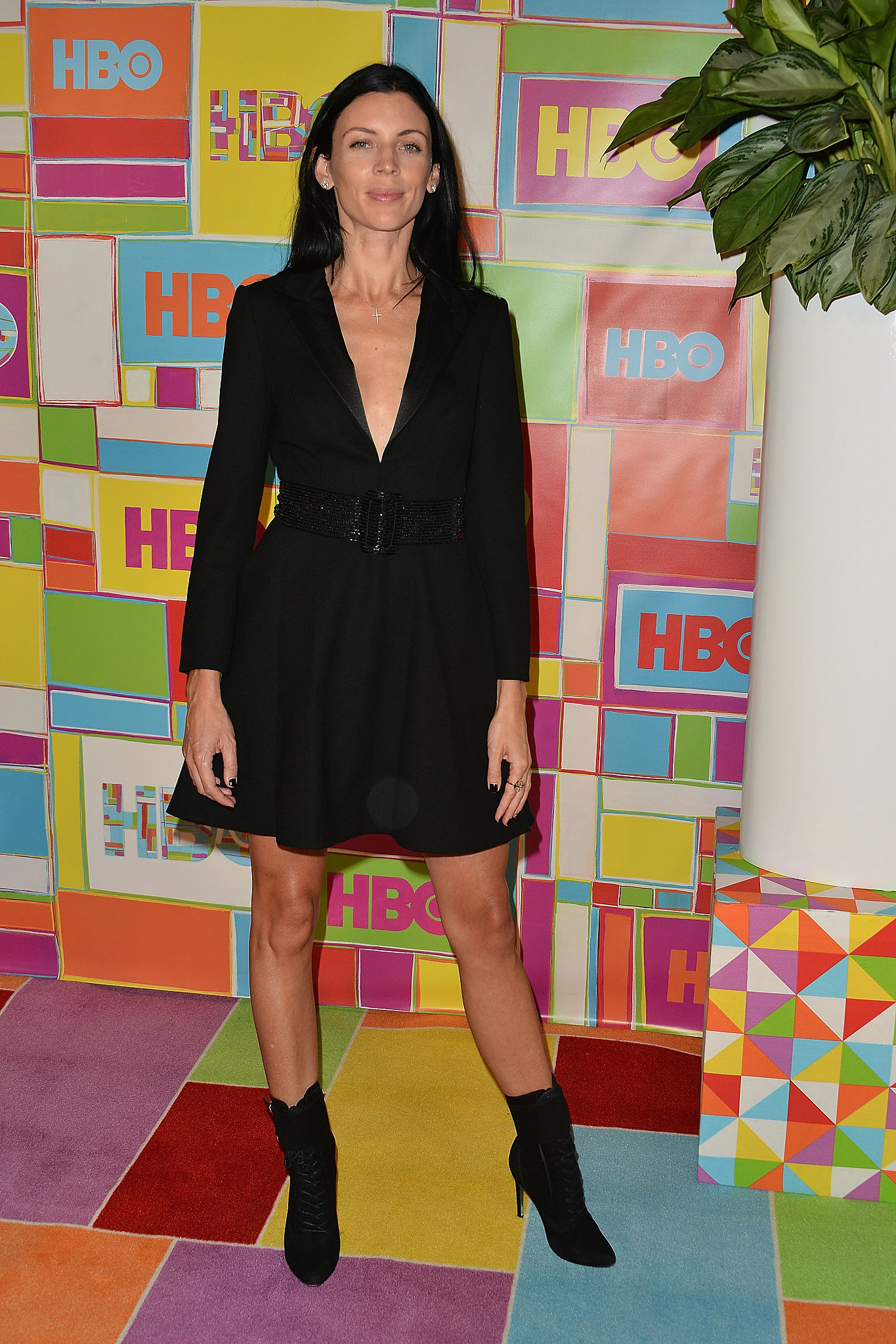 Liberty Ross at the HBO Emmys Afterparty