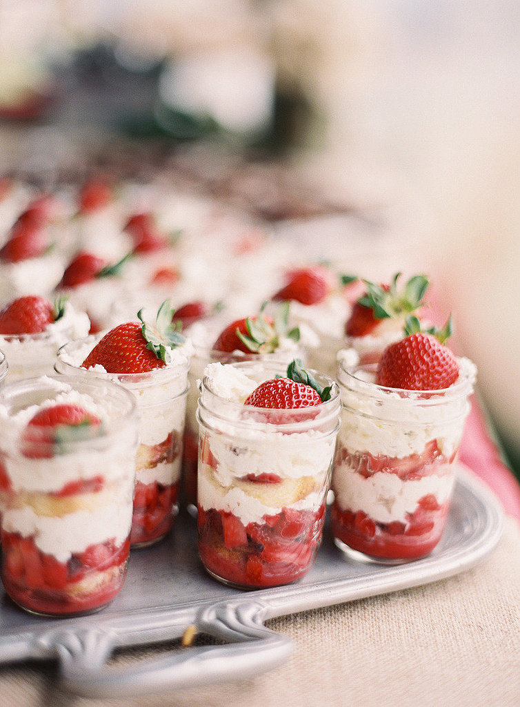 Strawberry Shortcake Jars