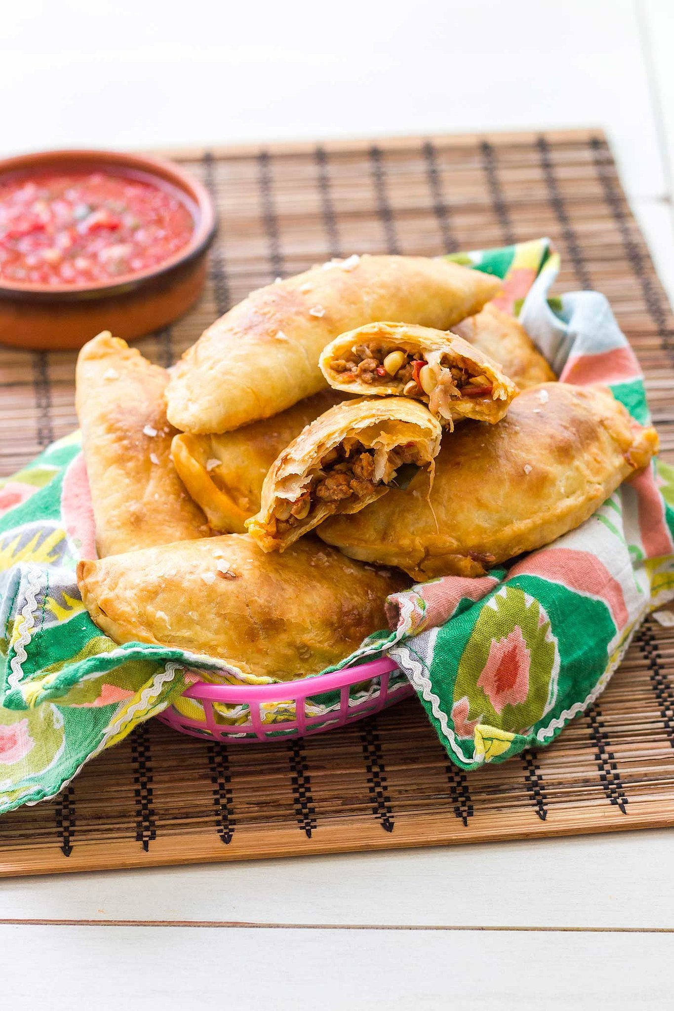End-of-Summer Empanada