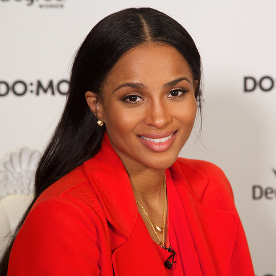 Ciara Interview About Motherhood and Son Future