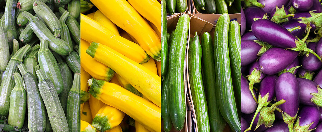 Make Eggplant, Cukes, and Summer Squash Tastier With 1 Simple Step