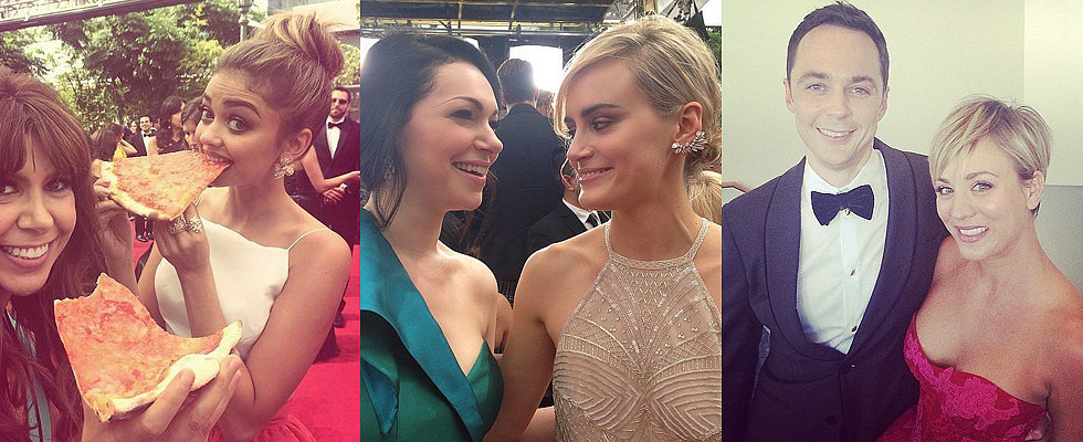 Behind the Scenes at the 2014 Emmy Awards!