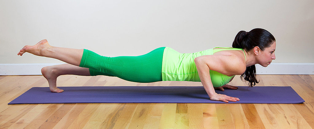4 Tips For a Safe and Powerful Chaturanga