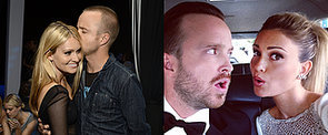 Aaron Paul and His Wife Lauren Are Our New Couple Crush
