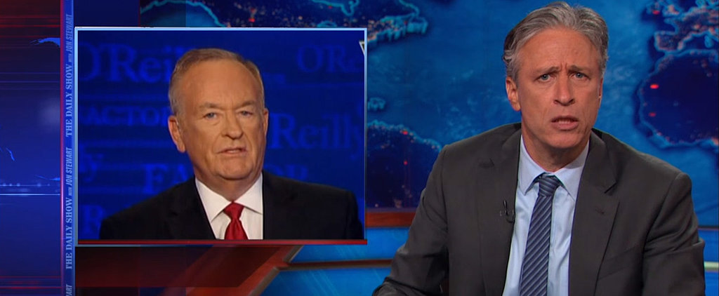 Jon Stewart Takes a Powerful Stand on Ferguson