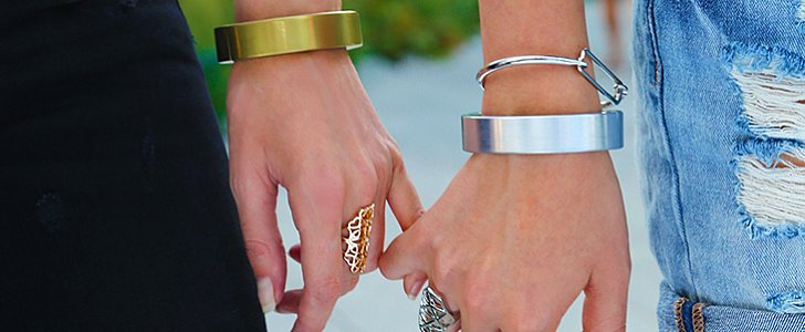 This Fashionable Bracelet Has a Tech Secret