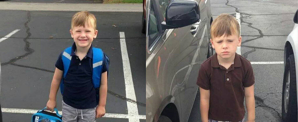 The Differences Between the First and Second Day of School