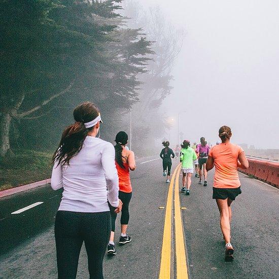 Nike Women's Marathon 2014 Course | San Francisco