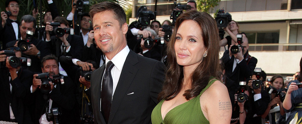Brad Pitt and Angelina Jolie's Road to the Altar
