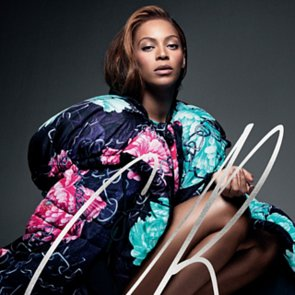Beyonce in CR Fashion Book Issue 5 September 2014