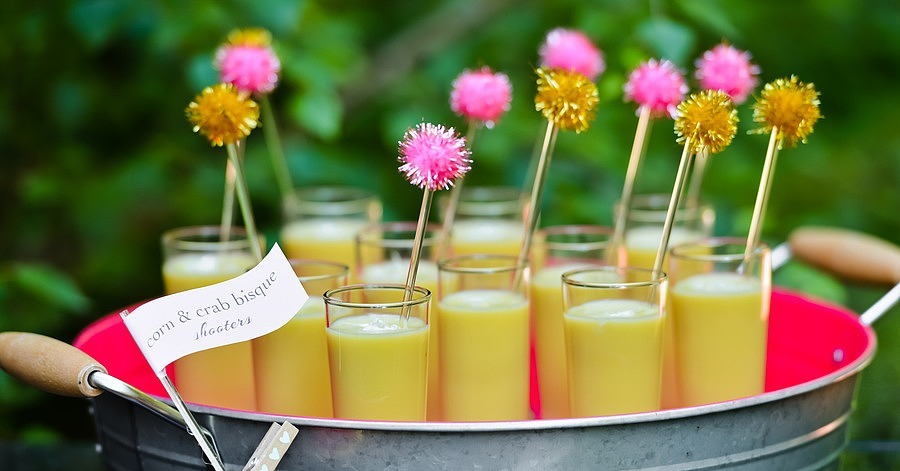 Pom-pom drink stirrers? Yes please. | Get Happy: 15 ...