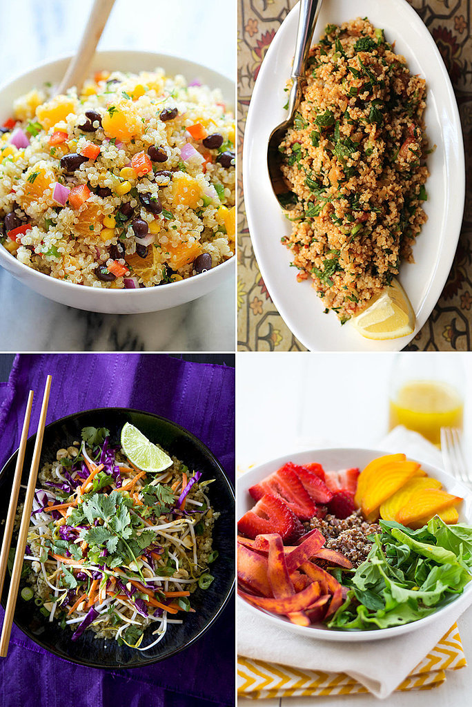 15 Quinoa Salads That'll Save You From a Sad Desk Lunch