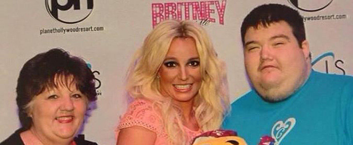 Britney Spears's Sweet Gesture For a Dying Fan Might Make You Tear Up