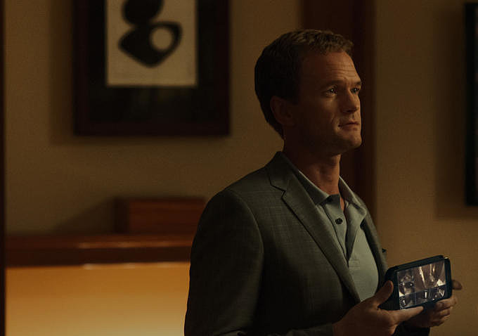 Neil Patrick Harris plays Desi Collings, Amy's smarmy ex.