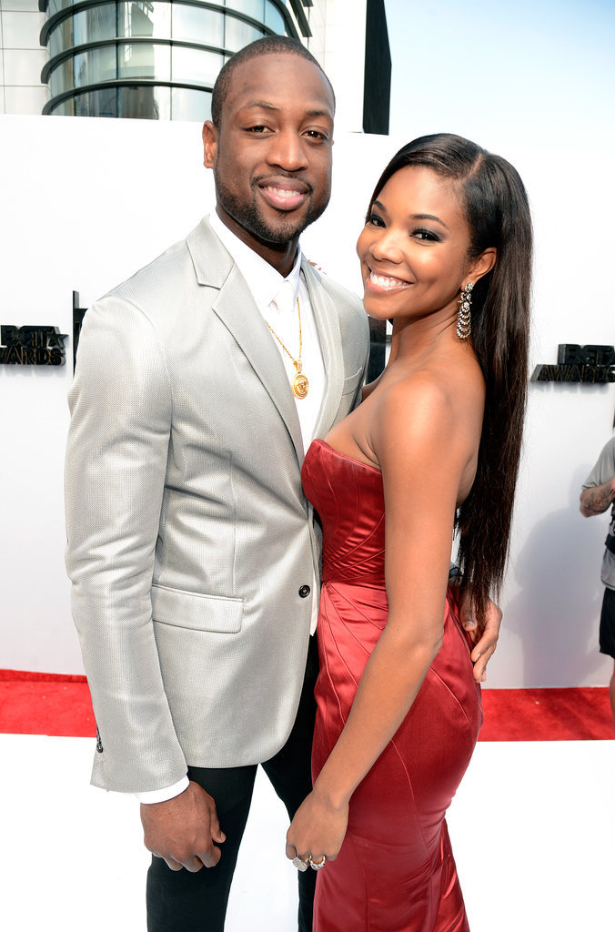 Dwyane and Gabrielle were the picture of perfection at the BET Awards in June 2013.