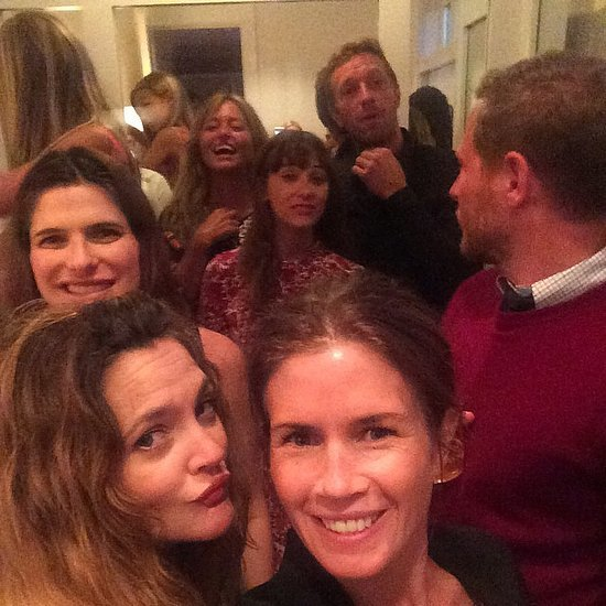 Cameron Diaz Birthday Party Instagram Pictures