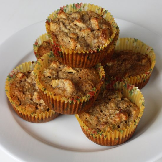 Miranda Kerr's Favourite Gluten-Free Muffin Recipe
