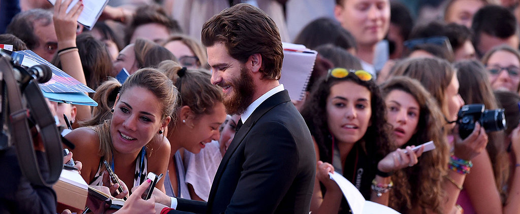 Stars Flock to the Venice Film Festival!
