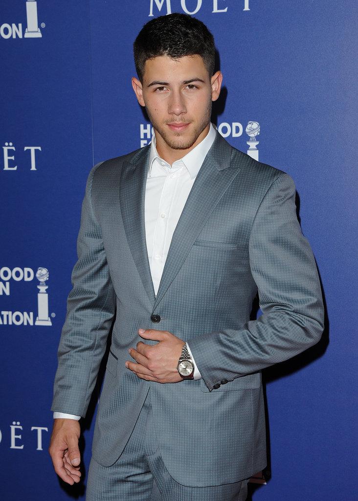. . . Nick Jonas!