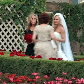Pictures Of Jenny McCarthy And Donnie Wahlberg's Wedding