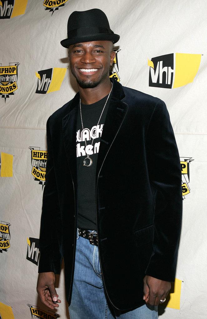 Taye Diggs — 2004