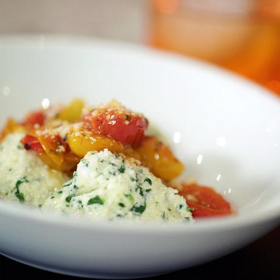 Spinach and Ricotta Gnudi Recipe