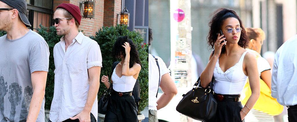 Is This Robert Pattinson's New Girlfriend?
