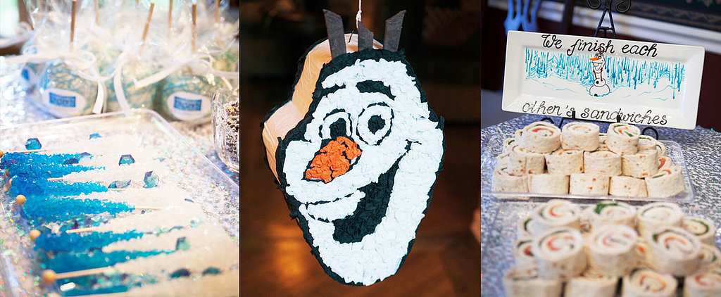 This Frozen Birthday Party Is Full of Sweet Treats and Magical Surprises