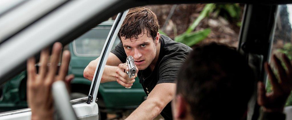 Watch: Josh Hutcherson Gets Caught Up in Pablo Escobar's Drug Trade