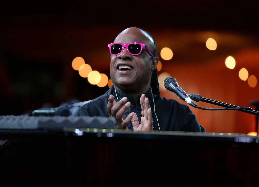 Stevie Wonder = Stevland Hardaway Judkins