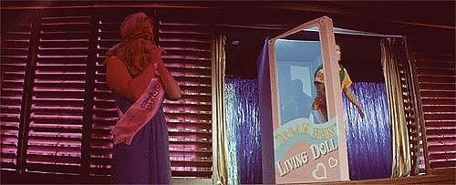Matt Bomer as a Life-Size Ken Doll