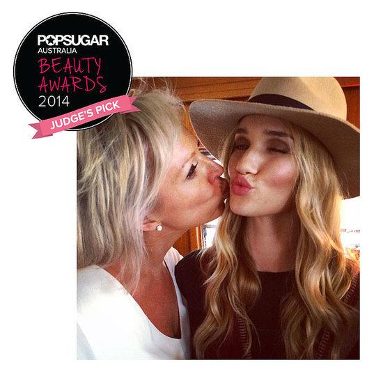 Best Instagrammer POPSUGAR Australia Beauty Awards 2014