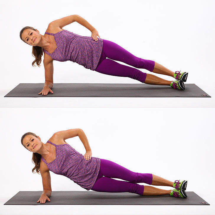 Exercises To Tone Muffin Top Popsugar Fitness Australia