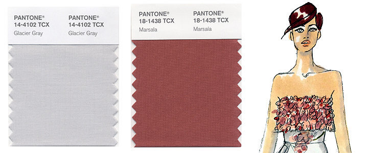 Who Needs Fashion Week When Pantone Already Knows the Season's Biggest Colours?