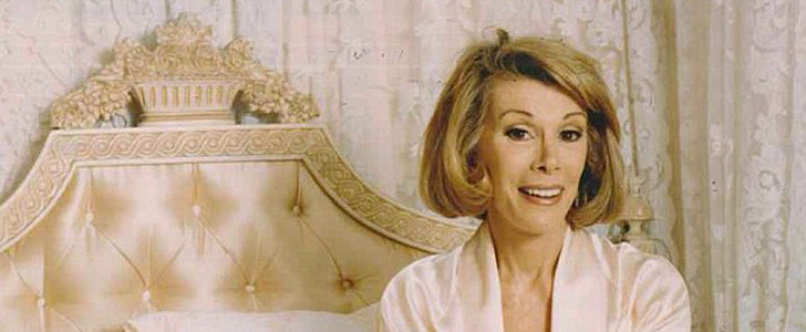 Joan Rivers's 20 Best Jokes About Sex