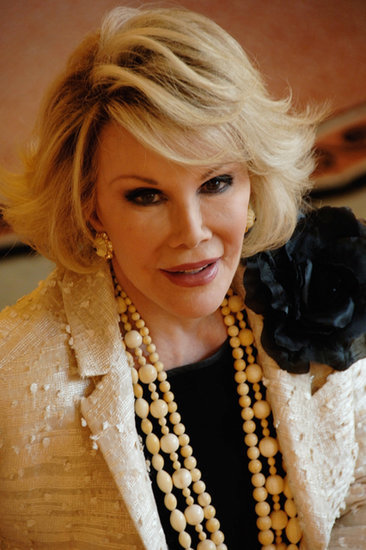 Laugh Through Your Tears With Joan Rivers's Best Quotes on Beauty