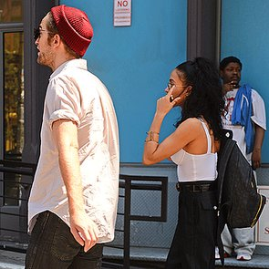 Pictures of Robert Pattinson and FKA Twigs Together