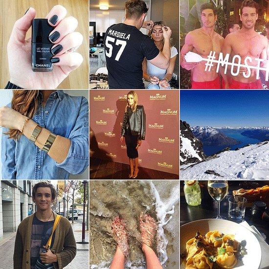 POPSUGAR Australia Instagram Pictures | Olivia Palermo