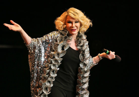 Joan Rivers Sketch About Childbirth